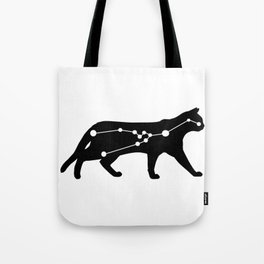 taurus cat Tote Bag