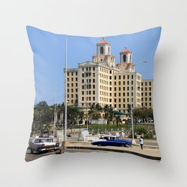 Havana 10 Throw Pillow