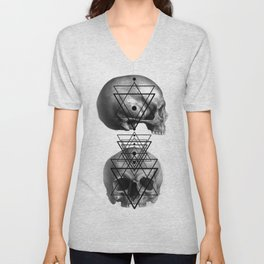 anatomy of existence Unisex V-Neck