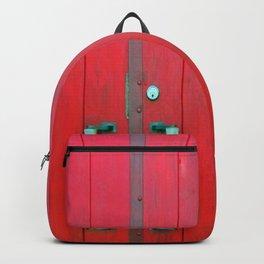 Church Door Backpack