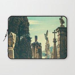 Cemetery At The Chateau Nice Laptop Sleeve