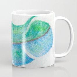 Bright Feather Coffee Mug