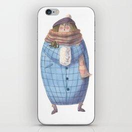 Gloria & Mimi iPhone Skin