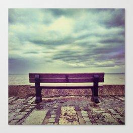Take a seat part 2 Canvas Print