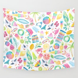 Summer Extravaganza Wall Tapestry