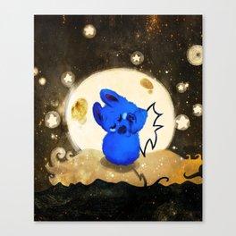Azurill Canvas Print