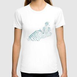 Zebra playground T-shirt