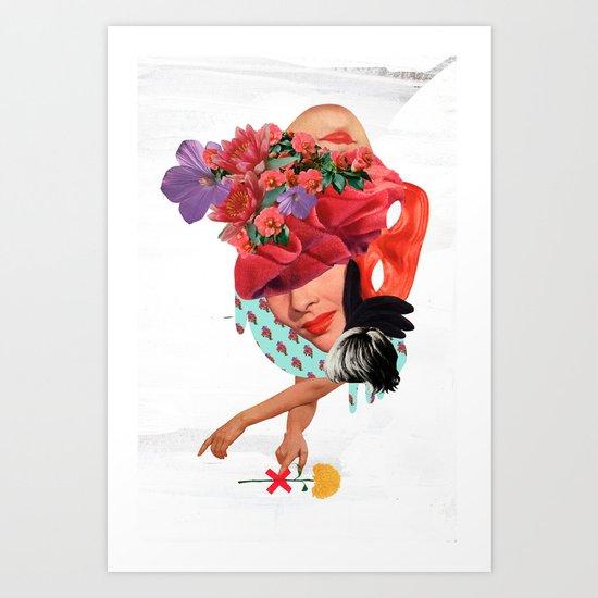 Solid things 8  Art Print
