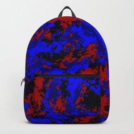 Pop Art Fluid Abstract 58 Backpack