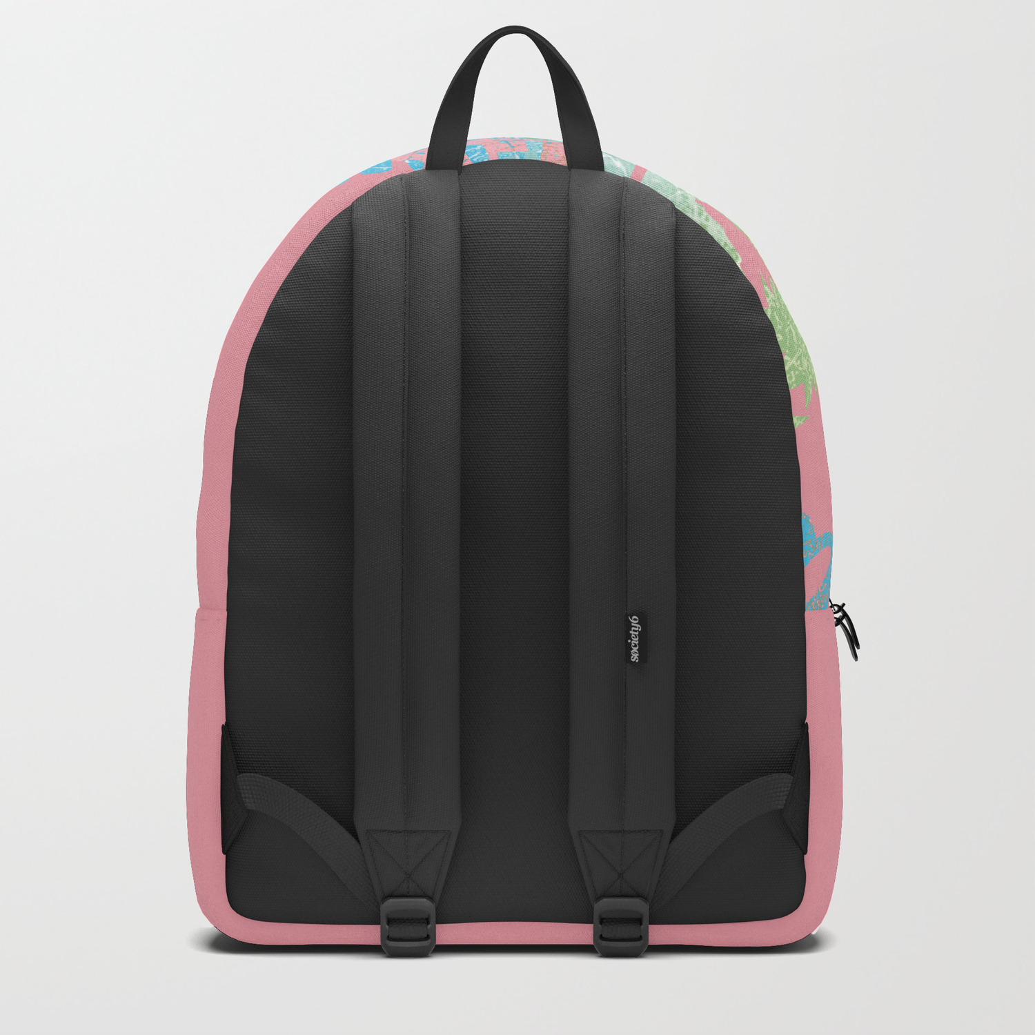 85108fceb Vintage 80's Bahamas Synthwave Beach Pastel Sunset Retro Backpack by  highparkoutlet | Society6