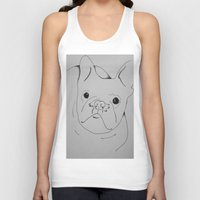 danny ivan Tank Tops featuring Ivan by seekmynebula