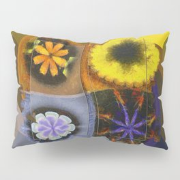 Industrial Form Flowers  ID:16165-024252-22791 Pillow Sham