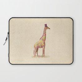 Fashionable Giraffe Laptop Sleeve