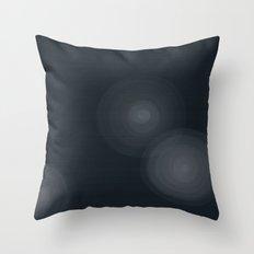 Star Beams Throw Pillow