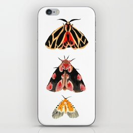 Arctia iPhone Skin