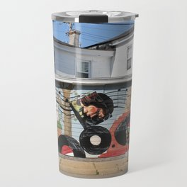 Wonderland Records Travel Mug