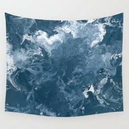 Oceanic Flow Wall Tapestry