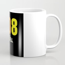 808 CowBell Drum Machine Retro Vintage Coffee Mug