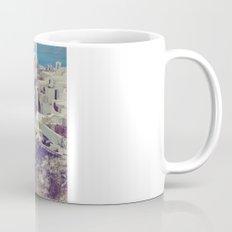 Oia from afar  Mug
