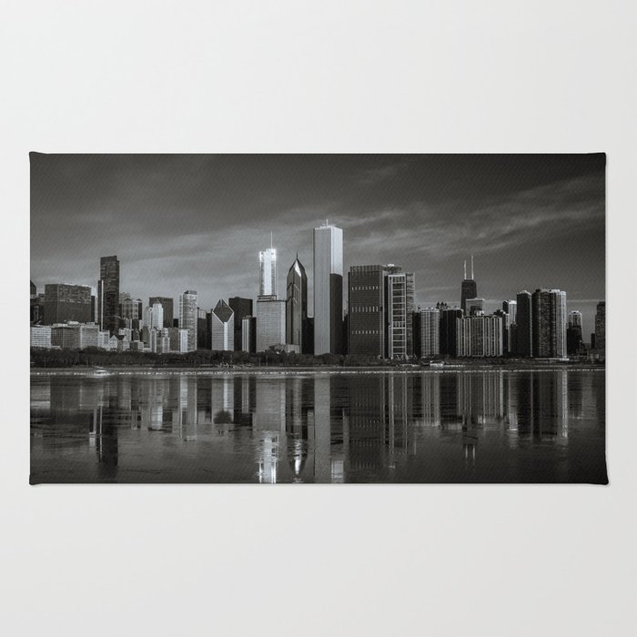 Chicago Winter Rug
