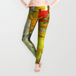 Home at Syin Leggings