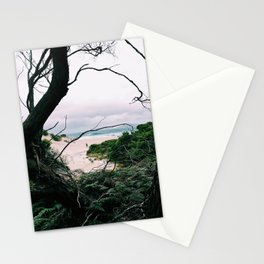 Ocean View, Squeaky Beach, Victoria, Australia Stationery Cards