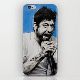 'Chino Moreno' iPhone Skin