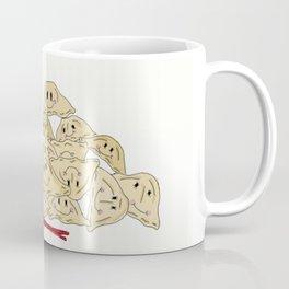 Happy as a Dumpling Coffee Mug