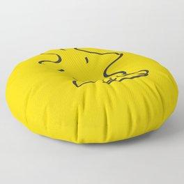 Woodstock - Peanuts Floor Pillow