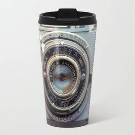 Detrola (Vintage Camera) Travel Mug