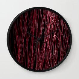 Lasercaa One Wall Clock