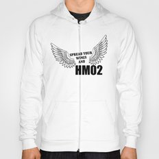 Spread your wings and HM02 Hoody