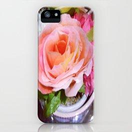 Beauty Flower iPhone Case