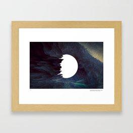 A new world Framed Art Print