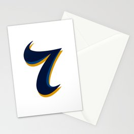 The Number 7 Stationery Cards