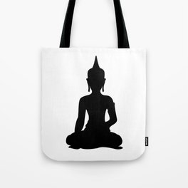 Simple Buddha Tote Bag