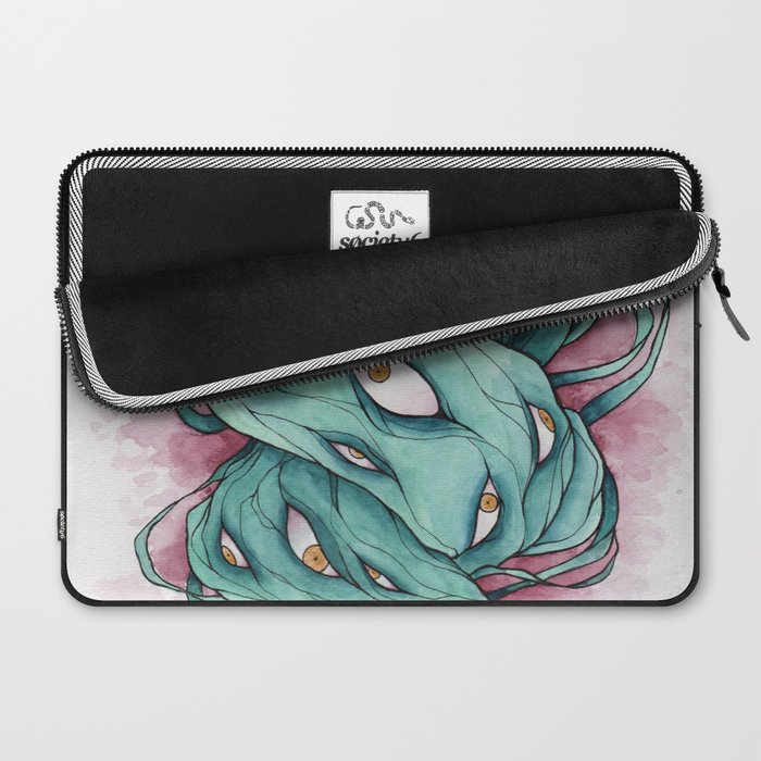 Good Hair Day Laptop Sleeve