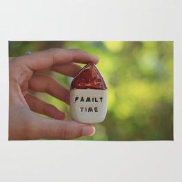Family Time House Rug