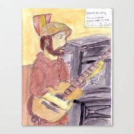 Shane Murphy - September 12, 2009 Canvas Print