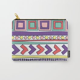 Bohemian Home pastels Carry-All Pouch