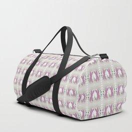 dragonfly pattern 3 Duffle Bag