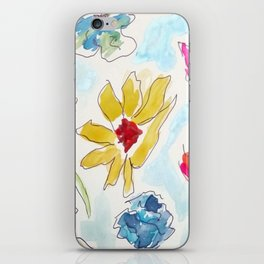 Blooming Colors iPhone Skin