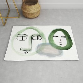 """""""Paper Drawings/Paintings"""" The Wondering and The Lurking Rug"""