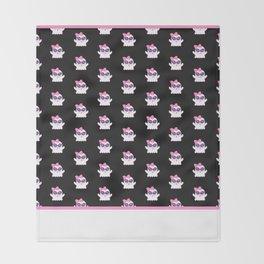 Cute Spooky Throw Blanket