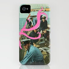 Pink iPhone (4, 4s) Slim Case