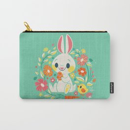 Sweetest Easter Bunny Carry-All Pouch