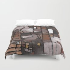 Lapse of Judgment Duvet Cover