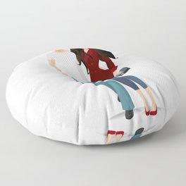 Spoby 4ever Floor Pillow