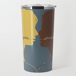 DOES YOUR STOMACH HURT? Travel Mug