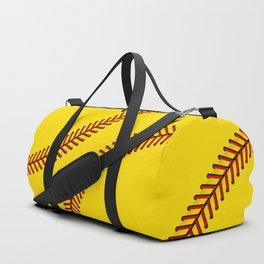 Fast Pitch Softball Duffle Bag